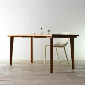 ジサクテーブル120 テーパー脚 ダイニングテーブル 杉 送料無料 木工体験 DIY ウレタン塗装 ...