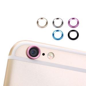 iPhone6s iPhone6sPlus カメラ レンズ 保護 リング キズ防止 アルミニウム|i-concept