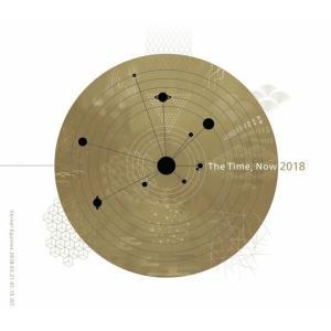 The Time, Now 2018 岡野弘幹 三輪福 CD