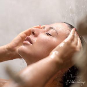 エスハートエス スッピン ヘア リンス 頭皮用 天然由来原料 やさしいアロマの香り 550ml 日本製|i-healing|05