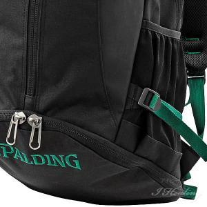 SPALDING ケイジャー グリーンテープ バスケットボール用バッグ 32L CAGERリュック スポルディング 40-007GT 2019NEWモデル i-healing 07