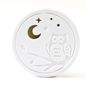 コンセントアロマライト Nighty-Night ナイティーナイト フクロウと月|i-healing|02