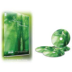 オールシーズン ミュージックシーン(グリーンミュージックDVD Volume2) タイ 癒し音楽DVD
