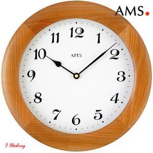 掛け時計AMS929 9 アムス社ドイツ製|i-healing