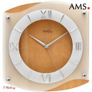 掛け時計AMS9321 18アムス社ドイツ製|i-healing