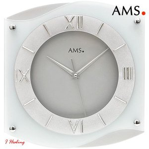 掛け時計AMS9321 アムス社ドイツ製|i-healing