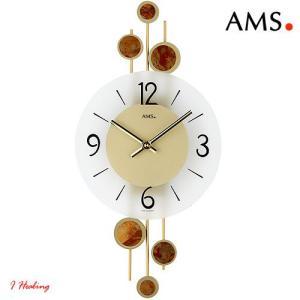掛け時計AMS9389 アムス社ドイツ製|i-healing