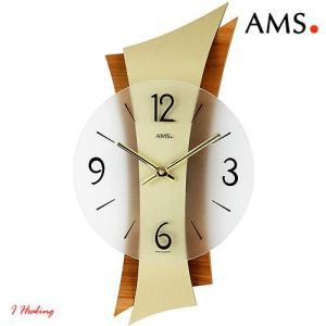 掛け時計AMS9396 アムス社ドイツ製|i-healing