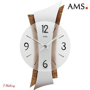 掛け時計AMS9401 アムス社ドイツ製|i-healing