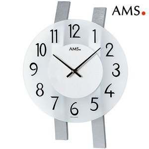 掛け時計AMS9202 アムス社ドイツ製 i-healing