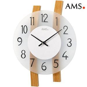 掛け時計AMS9203 アムス社ドイツ製 i-healing