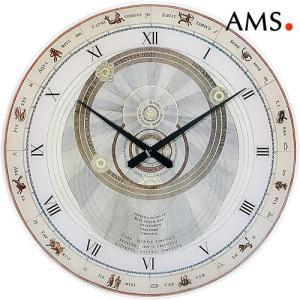 大型掛け時計AMS9232 アムス社ドイツ製 12星座時計|i-healing