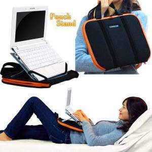 ポーチスタンド iPad ネットブック用...