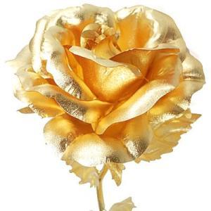 幸せを運ぶ純金のバラ 黄金薔薇 i-healing