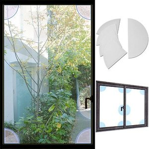 窓用心ガラス飛散防止フィルム 窓の防災と防犯対策 i-healing