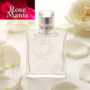 RoseMania ローズマニア バラ香水 ホワイト50ml|i-healing