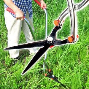 刈太郎 立作業用 草刈りはさみ 下刈鋏 YZ-550 日本製 i-healing