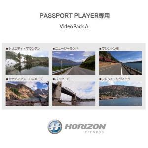 Video Pack A 追加ビデオパック HORIZON Passport Player専用|i-healing