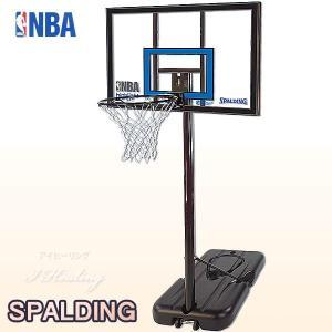 バスケットゴール屋外用 SPALDINGハイライ...の商品画像
