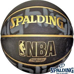 外用バスケットボール7号 SPALDINGゴールドハイライト スポルディング73-229Z