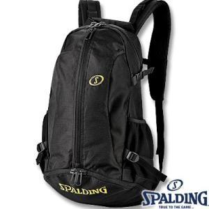 SPALDINGケイジャー ゴールド バスケットボールバッグ バスケ収納カバン スポルディング40-007GD|i-healing