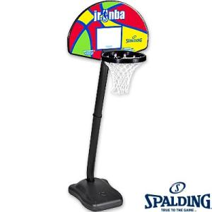 子供用バスケットゴール屋内用 SPALDINGジュニア ユースワンオンワン スポルディング5H760SCN|i-healing
