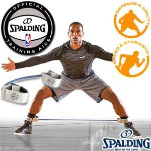 スポルディングNBA公認トレーニング ラテラル ストレングス レジスター バスケットボール練習 ディフェンス SPALDING8479CN|i-healing