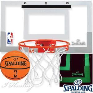 SPALDINGドア用バスケットゴール...