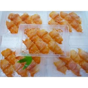 活赤貝 開き 1パック(6枚入)×5パック