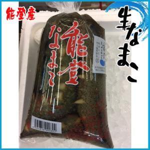 生 なまこ  1kg  能登産 ★築地  能登産ナマコを期間限定の販売です。 旬は初冬とされ、日本で...