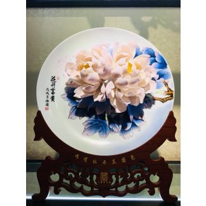 永遠に美しい牡丹磁器|i-ichiba