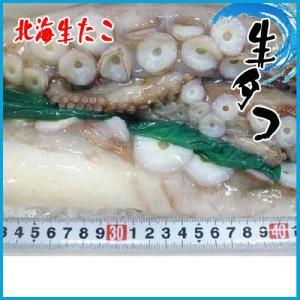 4-5人前 生タコ 北海生たこ 刺身用 約1kg タコ たこ 蛸 鮹 i-ichiba