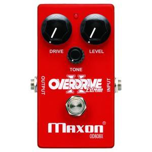 Maxon ギターエフェクター Overdrive Extreme ディストーション・オーバードライ...