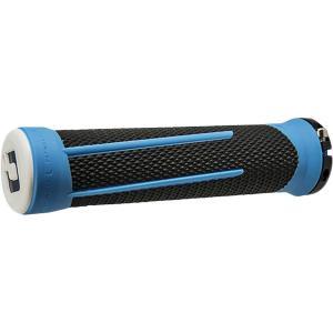 ODI(オーディーアイ) AG2 V2.1 ロックオングリップ BK/BL ブラック/ブルー