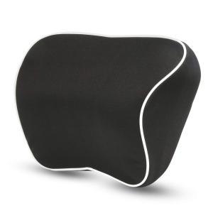 【2019新世代】uvistare ネックパッド 低反発 車 頸椎サポート 首枕 車用クッション 低...