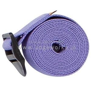 ヨガワークス(Yogaworks) ヨガベルト240cm ラベンダー YW-E401-C004