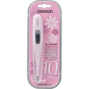 オムロン 婦人用電子体温計 MC-6830L ピンク|i-labo