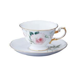大倉陶園 フェアリーローズ ティー・コーヒー碗皿(マチルダ)|i-matsumoto