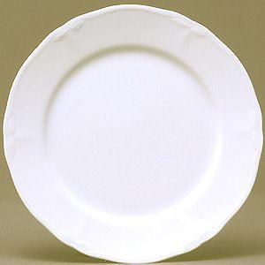 ノリタケ 食器 コティホワイト 16.5cmプレート i-matsumoto