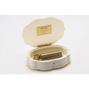 リュージュオルゴール 世界限定99台 シャルル・グノー生誕200周年記念モデル 72弁3曲|i-matsumoto