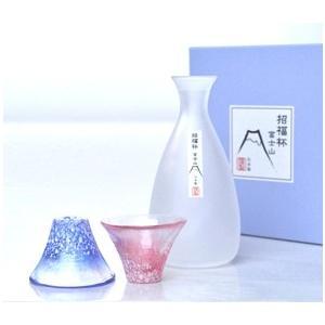 東洋佐々木ガラス 富士山冷酒セット|i-matsumoto