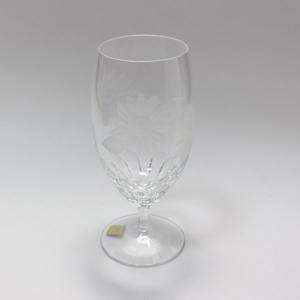 大倉陶園×カガミクリスタル 12カ月グラス 8月ピルスナーグラス 向日葵 i-matsumoto 02