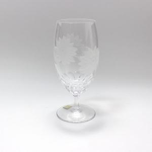 大倉陶園×カガミクリスタル 12カ月グラス 8月ピルスナーグラス 向日葵 i-matsumoto 05