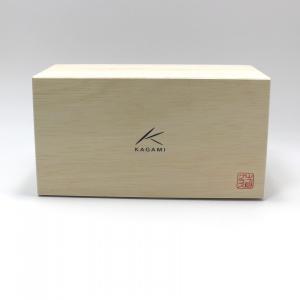 大倉陶園×カガミクリスタル 12カ月グラス 8月ピルスナーグラス 向日葵 i-matsumoto 08
