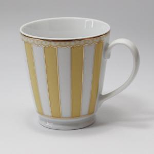 ノリタケ食器 カーニバル マグカップ イエロー|i-matsumoto