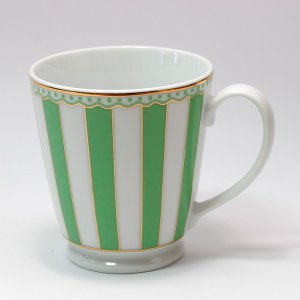 ノリタケ食器 カーニバル マグカップ アップルグリーン|i-matsumoto