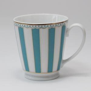 ノリタケ食器 カーニバル マグカップ ライトブルー|i-matsumoto