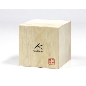 カガミクリスタル  江戸切子 冷酒杯 黒<魚子流し紋> i-matsumoto 02