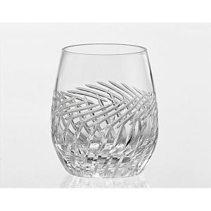 カガミクリスタル  ロックグラス<麦畑>|i-matsumoto
