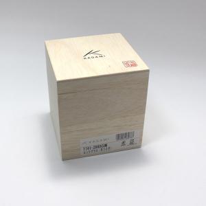 大倉陶園×カガミクリスタル 12カ月グラス 9月ロックグラス 月うさぎ|i-matsumoto|08